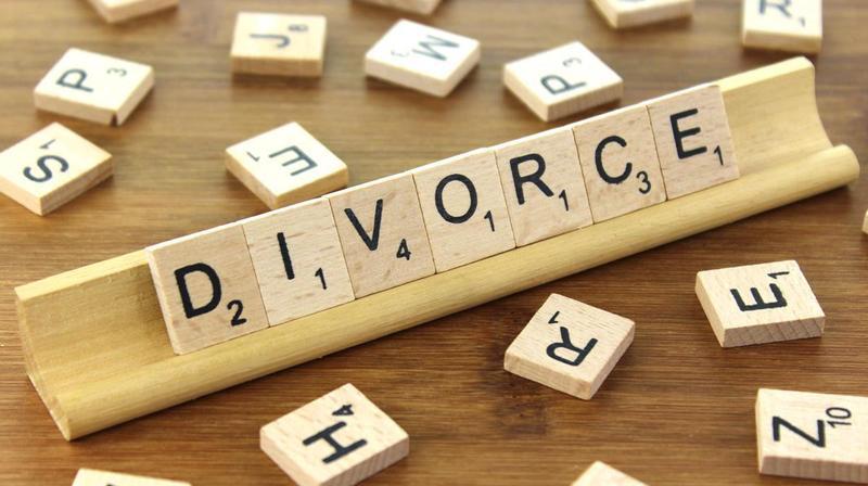 Les Suisses divorcent à nouveau davantage