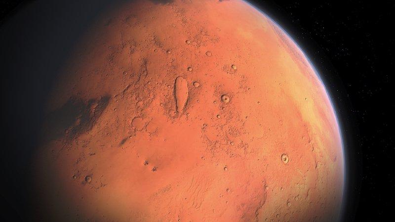 Un bulletin météo quotidien pour la planète Mars