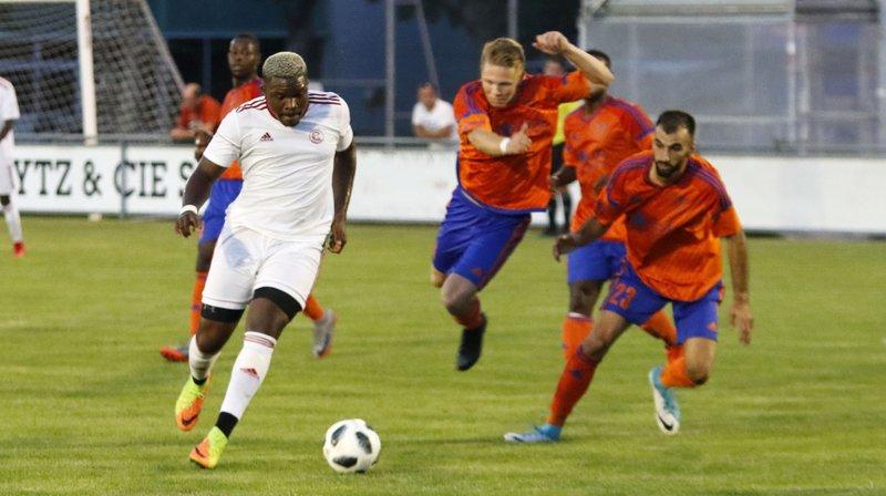 Nick Amougou: «Je veux dépasser la barre des 30 buts»