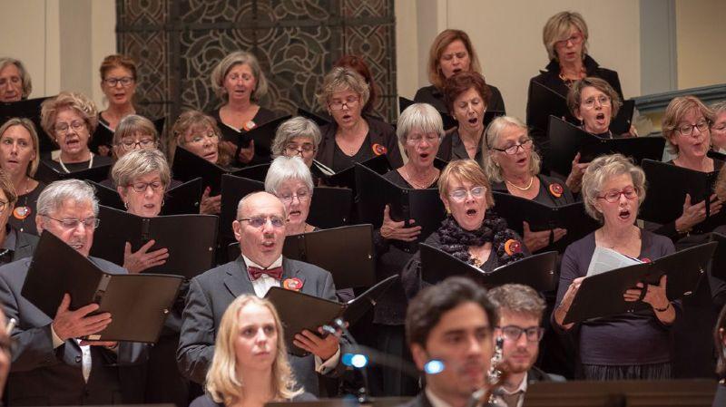 Pour perdurer, les chœurs doivent se réinventer