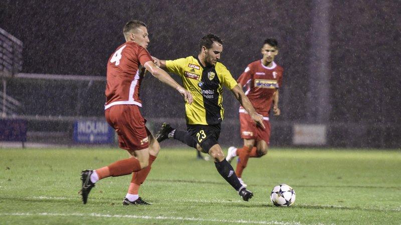 Romain Dessarzin quitte le Stade Nyonnais pour Saint-Prex