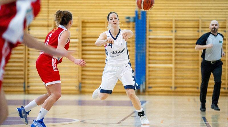 Le Nyon Basket Féminin sans pitié face à Baden
