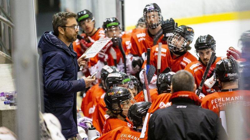 Stéphane Barin: «À nous de reconstruire l'équipe»