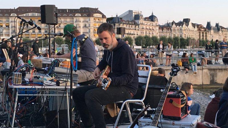 Morges: concert couché avec Sapin Magique
