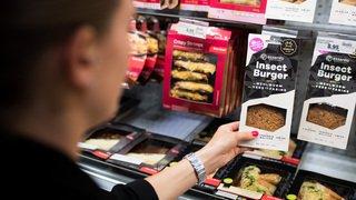 Alimentation: les produits à base d'insectes peinent à séduire les consommateurs