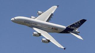 Aéronautique: Airbus annonce la fin de la production de l'A380 pour 2021