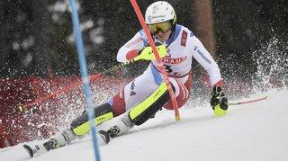 Ski alpin – Mondiaux d'Are: Wendy Holdener en tête après la première manche du slalom