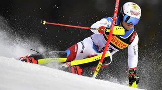 Ski alpin – Mondiaux d'Are: Hirscher domine la première manche du slalom, Loïc Meillard 7e