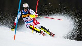 Ski alpin – Mondiaux d'Are: Hirscher champion du monde de slalom, Zenhäusern 5e