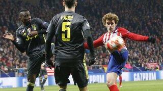Football – Ligue des champions: l'Atlético Madrid bat la Juventus 2-0, City arrache la victoire à Schalke