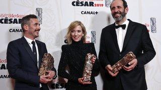 """Cinéma: le film """"Jusqu'à la garde"""", qui dénonce les violences conjugales, triomphe aux César"""