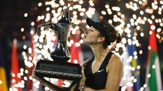 Tennis – tournoi WTA: Belinda Bencic en tête d'affiche