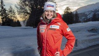 Corinne Suter, la patience d'une skieuse propulsée héroïne de la nation