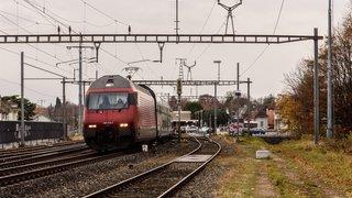 Lausanne-Genève: «La ligne ferroviaire la plus dense d'Europe»