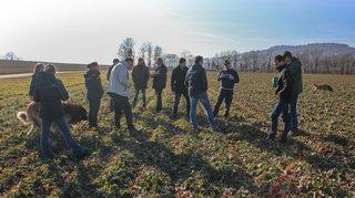 Quand les agriculteurs français s'inspirent du bio de La Côte