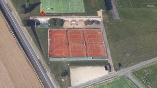 A l'étroit, le Tennis Club d'Etoy aura deux nouveaux courts