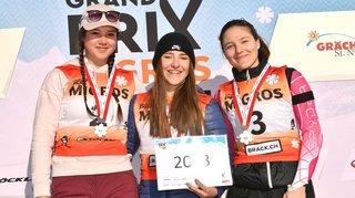 Week-end faste pour deux jeunes skieuses de la région
