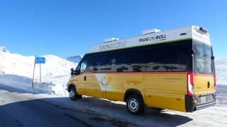 Grisons: un bus scolaire électrique est entré en service au val Poschiavo, une première suisse