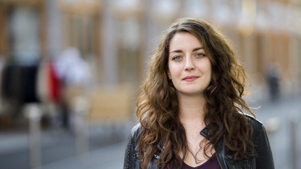 Léonore Porchet est la co-fondatrice du projet Eyes Up.