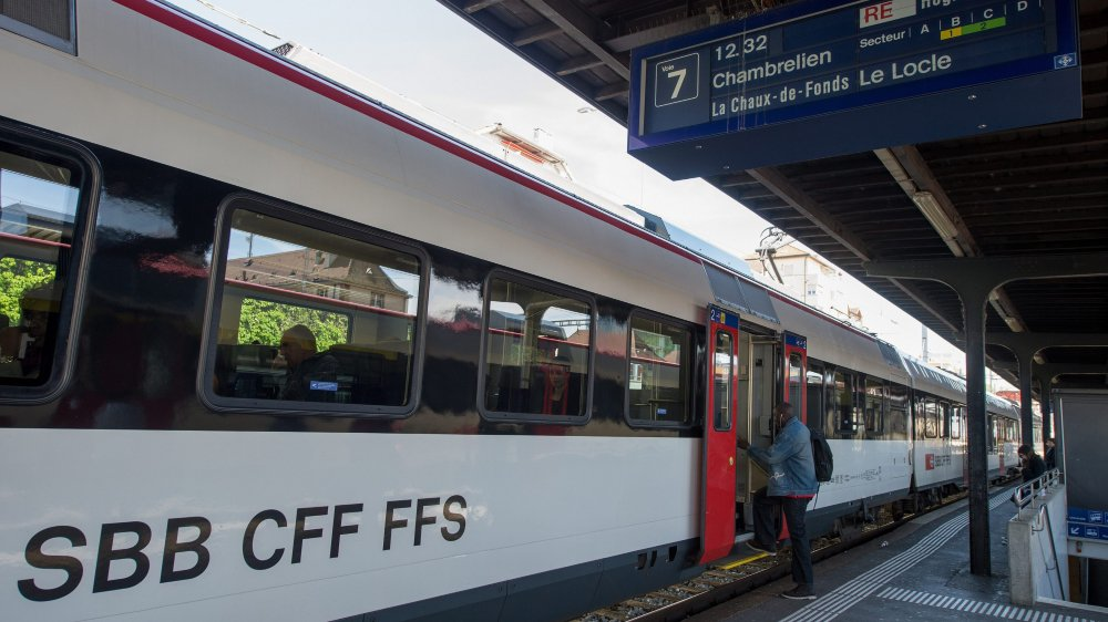 Treize milliards pour le rail