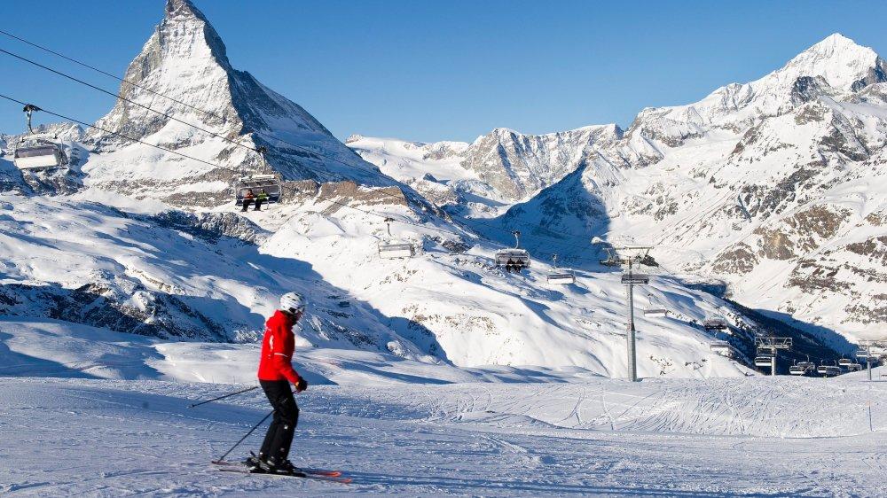 Les Anglais apprécient notamment les Alpes.