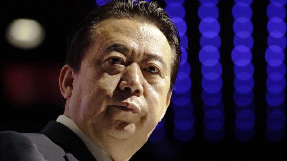 L'ex-président chinois d'Interpol poursuivi