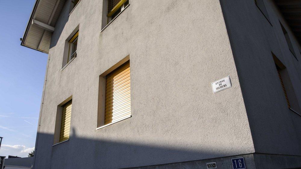 Cinq lits étaient prévus dans les locaux de l'association Entrée de secours.