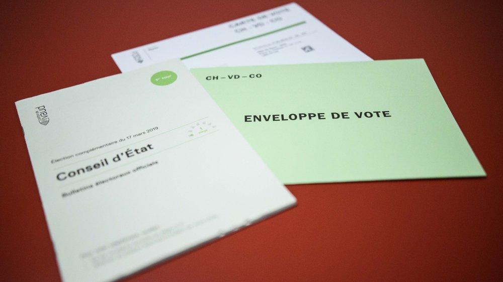 A chaque votation, plusieurs bulletins nuls sont comptabilisés.