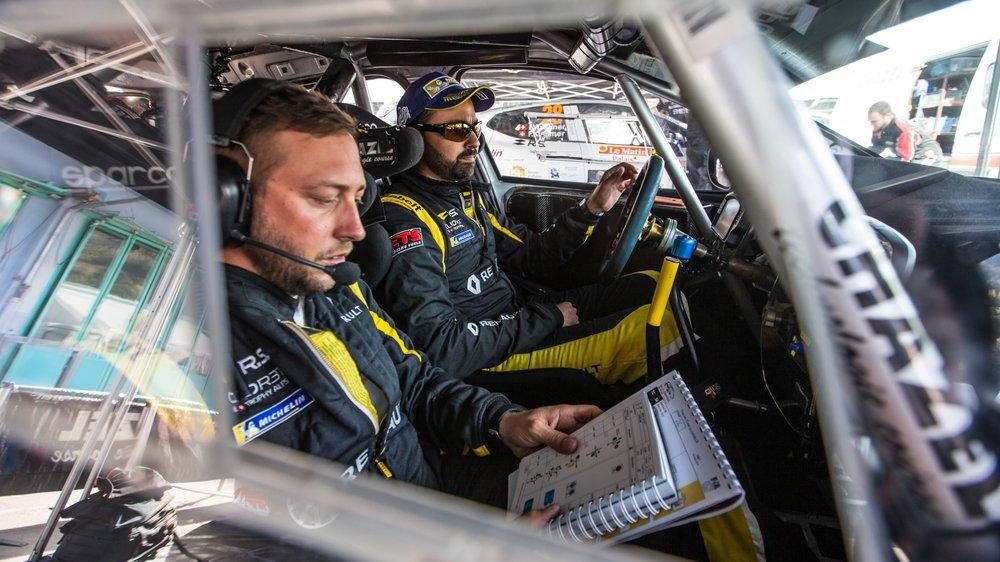 Aligné sur deux manches du Clio Alps Tophy 2018, le duo composé de Yannick Schriber (g.) et Nicolas Lathion (dr.) effectuera la saison 2019 en intégralité.