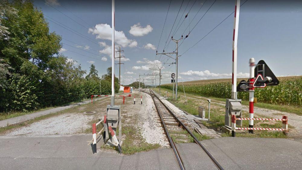 La halte de Bussy-Chardonney sera mise en conformité avec notamment la création d'un passage sous-voie entre les deux quais.