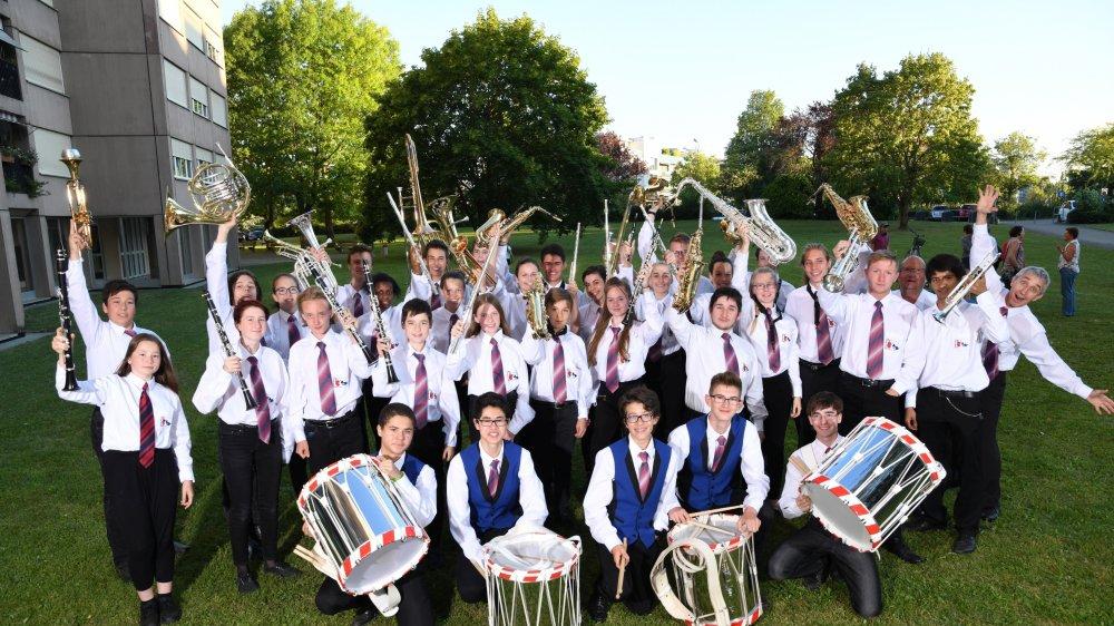 L'Ecole de Musique de Nyon présentera son concert de gala annuel ce week-end au Théâtre de Marens.