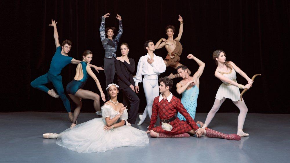Les Italiens de l'Opéra de Paris ont leur propre spectacle depuis 2016.