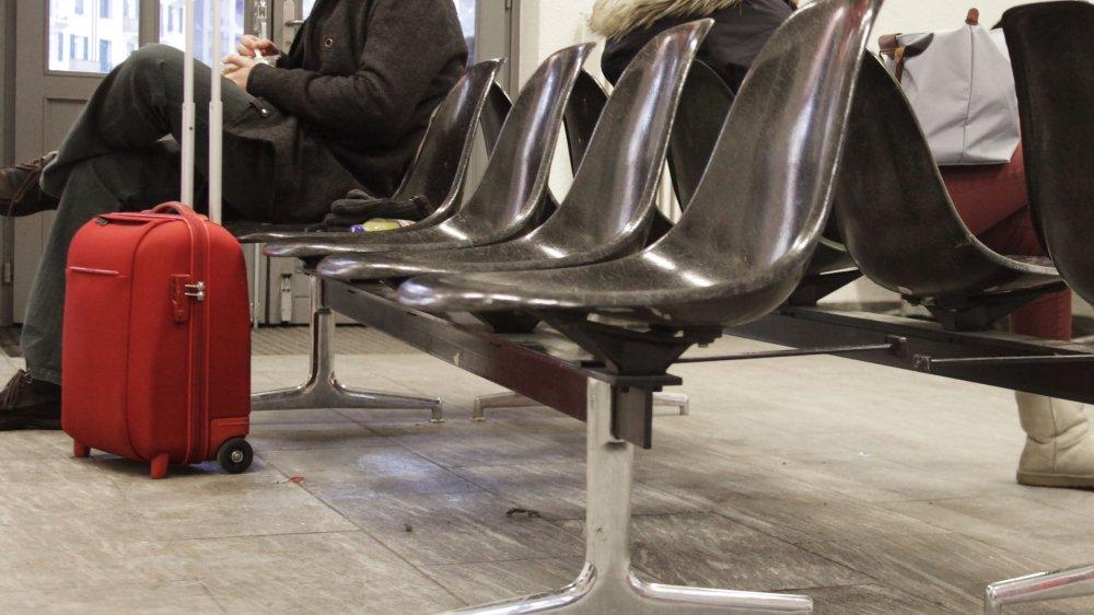 L'agression a eu lieu en décembre 2017 dans la salle d'attente située sur le quai n°2 et 3 de la gare de Nyon (photo d'illustration).