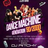 Dance Machine !!! Génération 90 / 2000
