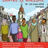 Semaine d'actions contre le racisme à Morges