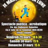 """Théâtre """"Je marche sur la lune"""""""