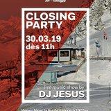 Closing Party au Bar - Restaurant Le Panoramique