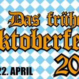 Le plus tôt Oktoberfest 2019