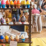 Marché aux œufs de Pâques à Huttwil