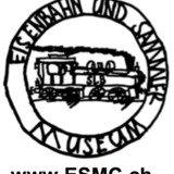 musée du chemin de fer et des objets à collectionner à Courlevon