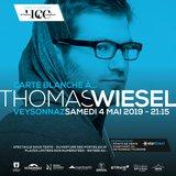 Carte blanche à Thomas Wiesel et son comedy club