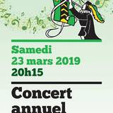 Concert de la fanfare L'Union Instrumentale