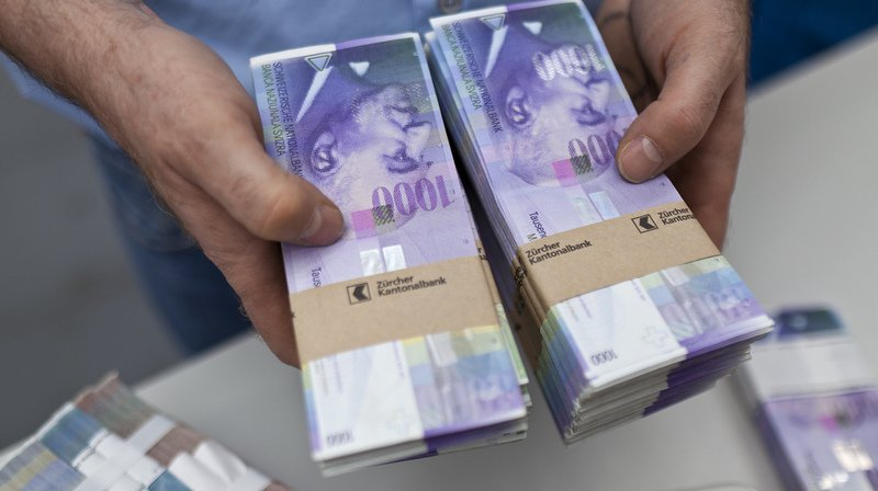 Avec la réforme de la péréquation financière, la Confédération devrait économiser 280 millions de francs dès 2022. (Archives)