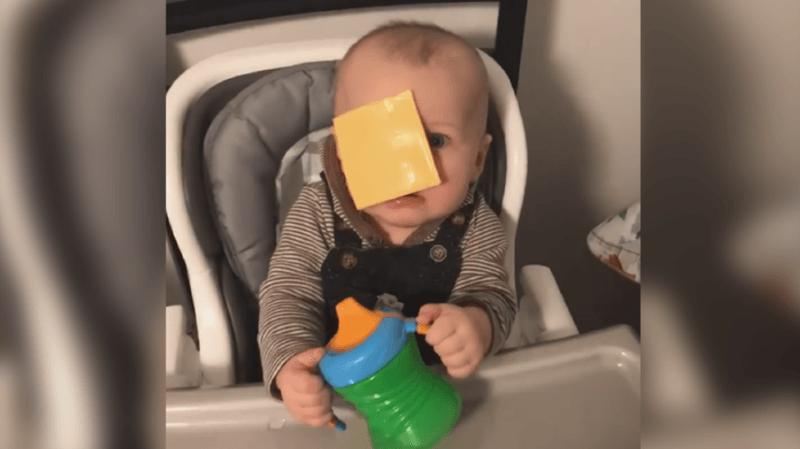 Le visages médusés des enfants visés font beaucoup rires les internautes... mais pas tous!