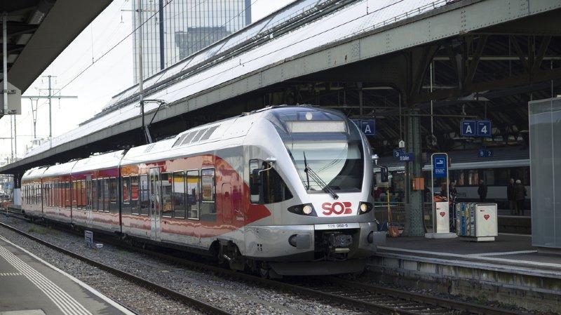 Le constructeur Stadler Rail a fourni en moyenne 12 trains FLIRT par année dans toute la Suisse.