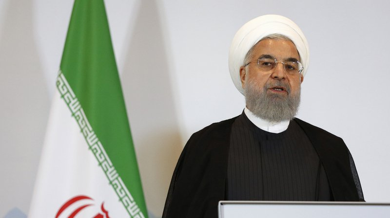 Irak: visite inédite du président iranien Hassan Rohani
