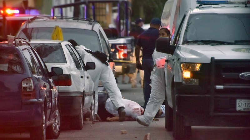 Mexique: une fusillade dans une discothèque fait au moins 15 morts