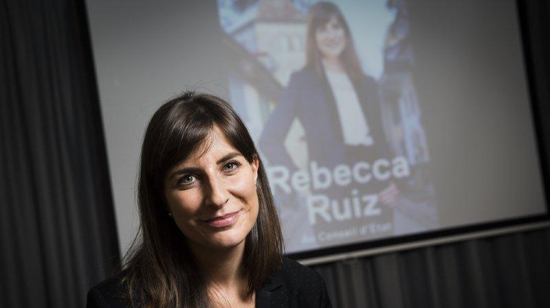 Rebecca Ruiz a déjà justifié son contrat en décembre dernier. Mais la justice vaudoise n'était pas intervenue jusqu'ici (archives).