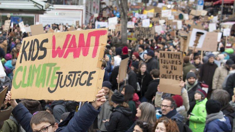 Climat: sans risques de sanctions, davantage de jeunes participeraient aux grèves
