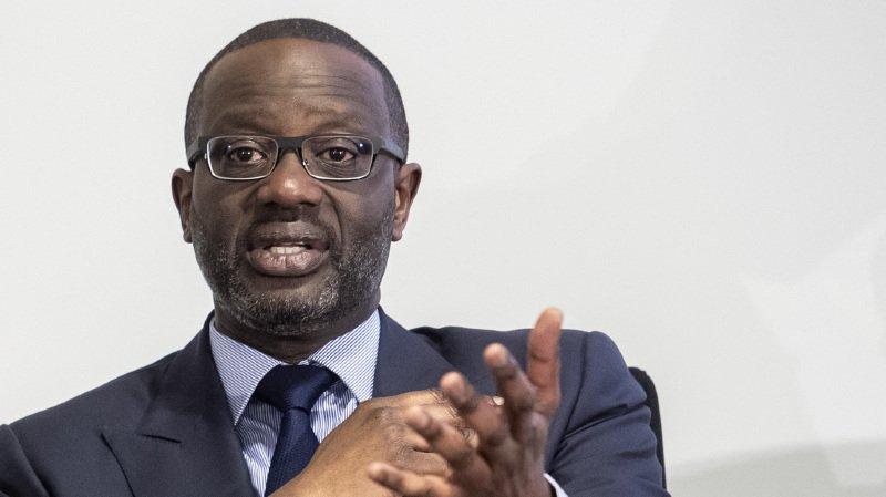 Banques: le patron de Credit Suisse Tidjane Thiam a perçu une augmentation de salaire de 30% en 2018